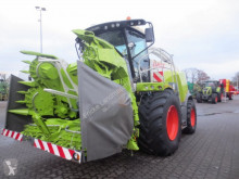 Claas JAGUAR 950 Allrad forestry equipment