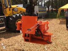 Bilder ansehen Nc Biojack 300 Fällgreifer Energieholzgreifer Kran Forstmaschinen