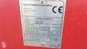 Prohlédnout fotografie Lesnická technika Farmi CH 260