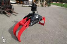 Bilder ansehen Lasco LA 140 HZ Holzzange Holzgreifer Bagger Forstmaschinen