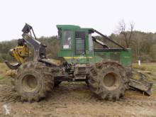 Voir les photos Matériel forestier John Deere 548 G III
