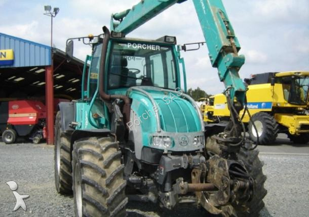 tracteur forestier occasion pfanzelt maschinenbau nc r