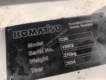 Prohlédnout fotografie Lesnická technika Komatsu G36