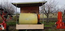 tweedehands Watertank