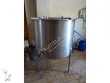 Cisterna, serbatoio, botte spandiliquame usato