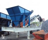 új konvejor zúzás, újrahasznosítás