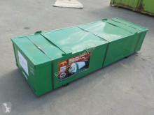 nc 20' x 30' x 12' 300gsm PE Dome Storage Shelter c/w Dome Ro neuf