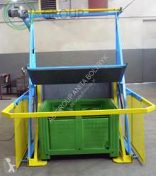 armazenamento nc Królik Hubkraft/Box pallet tipper/ Oprokidyvatel poddonov staci neuf