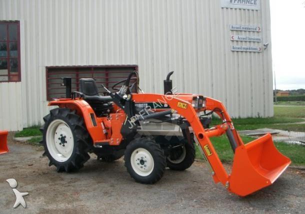 micro tracteur kubota b 1600 1702 occasion n 1388828. Black Bedroom Furniture Sets. Home Design Ideas