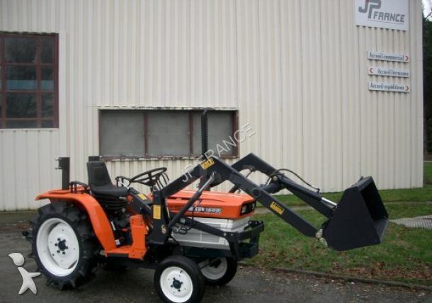 micro tracteur kubota b1600 occasion n 1388860. Black Bedroom Furniture Sets. Home Design Ideas