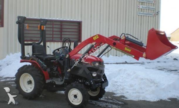 micro tracteur occasion yanmar nc gk 160 avec chargeur annonce n 1388871. Black Bedroom Furniture Sets. Home Design Ideas