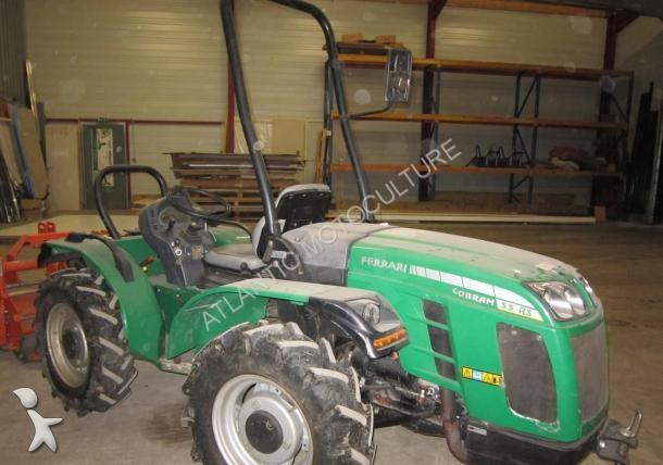 micro tracteur occasion ferrari nc cobram 55 rs annonce n 1590499. Black Bedroom Furniture Sets. Home Design Ideas