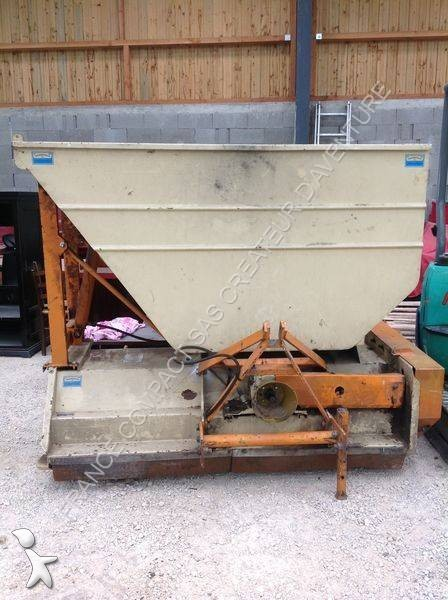 Broyeur axe horizontal occasion carroy giraudon tprc for Espace vert 2000