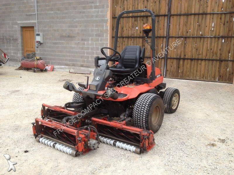 Kubota Lawn Mower Parts Lookup : Used kubota lawn mower am n°