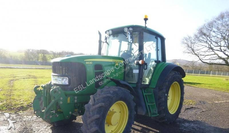 View images John Deere 6630 PREMIUM landscaping equipment
