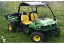 John Deere HPX 4X4 Gator landscaping equipment