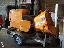 Noremat landscaping equipment
