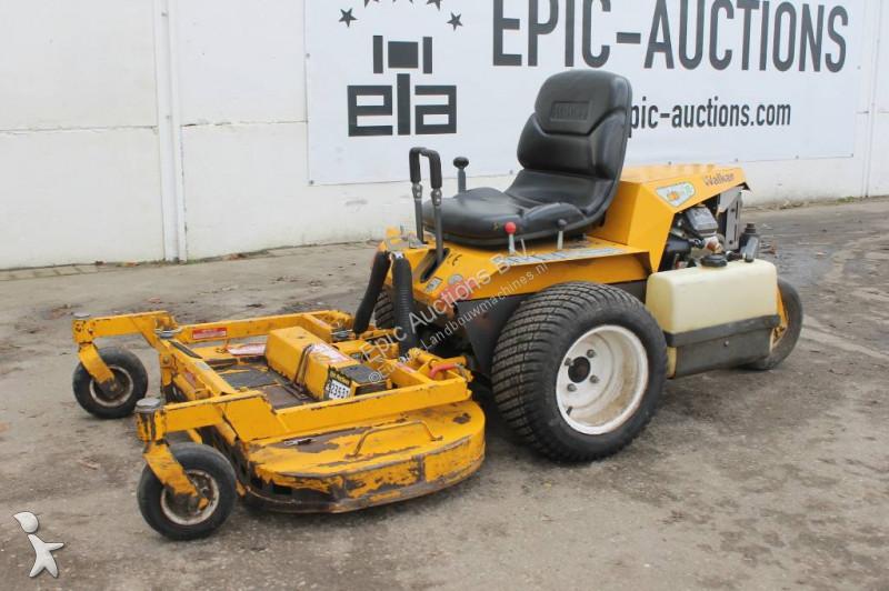 Walker MBSD Zitmaaier landscaping equipment