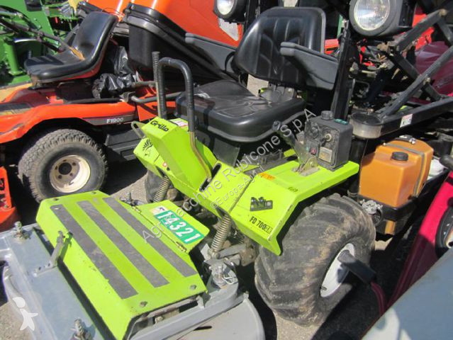 Grillo  landscaping equipment
