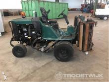 Hayter LT324 4WD landscaping equipment