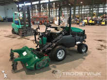 Ransomes landscaping equipment