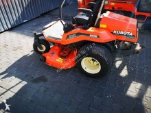 Kubota dethatching machine