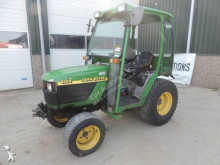 John Deere 4100 4wd Mini Tractor