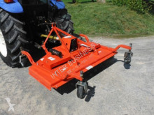 Boxer landscaping equipment
