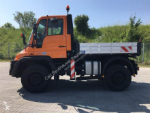 Unimog Mercedes-Benz Benz U 400 landscaping equipment
