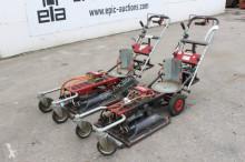 tuin- en parkonderhoud onbekend Infra Weeder Master 510R Onkruidbranders 2 Stuks