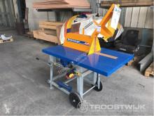 Binderberger Rolltischsäge RTE landscaping equipment