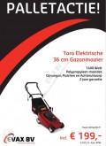 Toro 36cm elektrische Gazonmaaier