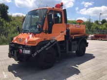 Unimog Mercedes-Benz Benz U 300 landscaping equipment