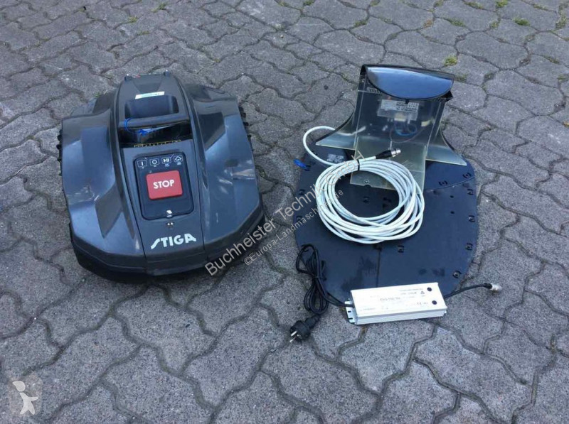 View images Stiga Autoclip 328 S landscaping equipment