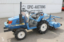 Iseki Landhope 140 Mini Tractor Met Frees