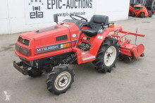 Mitsubishi MT14 4WD Mini Tractor Met Frees