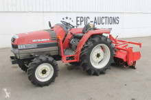 Mitsubishi MT25 4WD Mini Tractor Met Frees