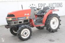 Yanmar F-6 4WD Mini Tractor