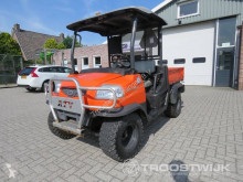 Kubota landscaping equipment