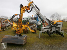 SMA landscaping equipment