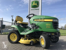 John Deere x304 landscaping equipment