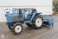 Iseki TU1600 Mini Tractor Met Frees