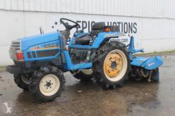Iseki Landhope 177 Mini Tractor Met Frees