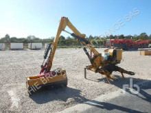 Bomford GT55P landscaping equipment