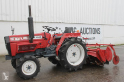 Shibaura SL1643 Mini Tractor Met Frees