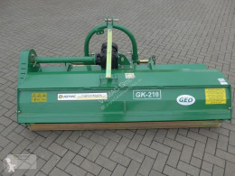 nc Geo GK220 220cm Mulcher Schlegelmulcher Mähwerk Hammer NEU landscaping equipment