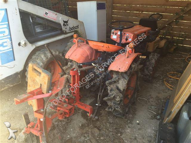 Micro tracteur occasion nc 7000 annonce n 1988767 for Espace vert 2000