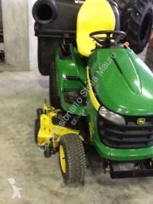 View images John Deere x540 landscaping equipment