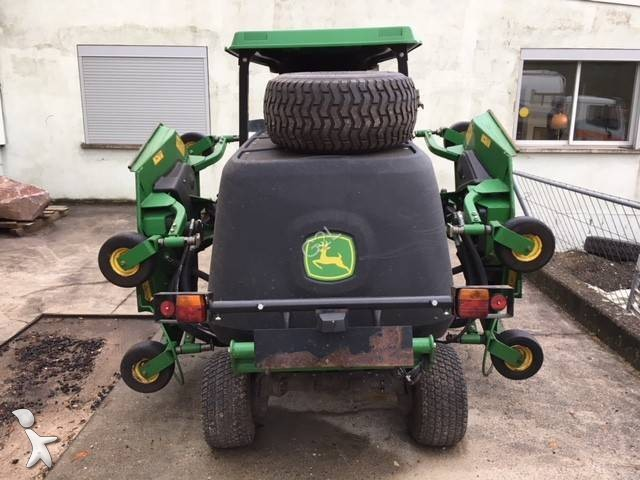 Tondeuse occasion john deere t1600 annonce n 2463356 for Annonce espace vert