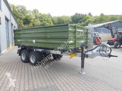 Voir les photos Remorque agricole Fliegl TDK 80 Fox